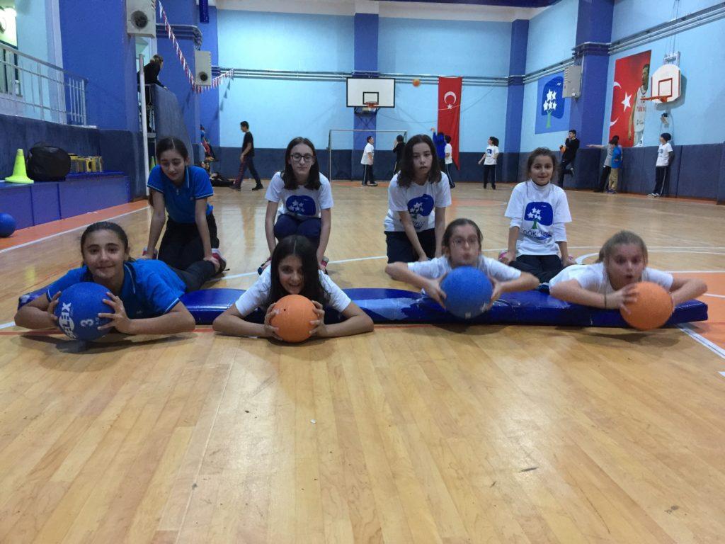 Ünlü Cimnastik Sporcuları